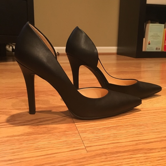 1aaaadc21a0c a.n.a Shoes - A.N.A Black Pumps. Size 8